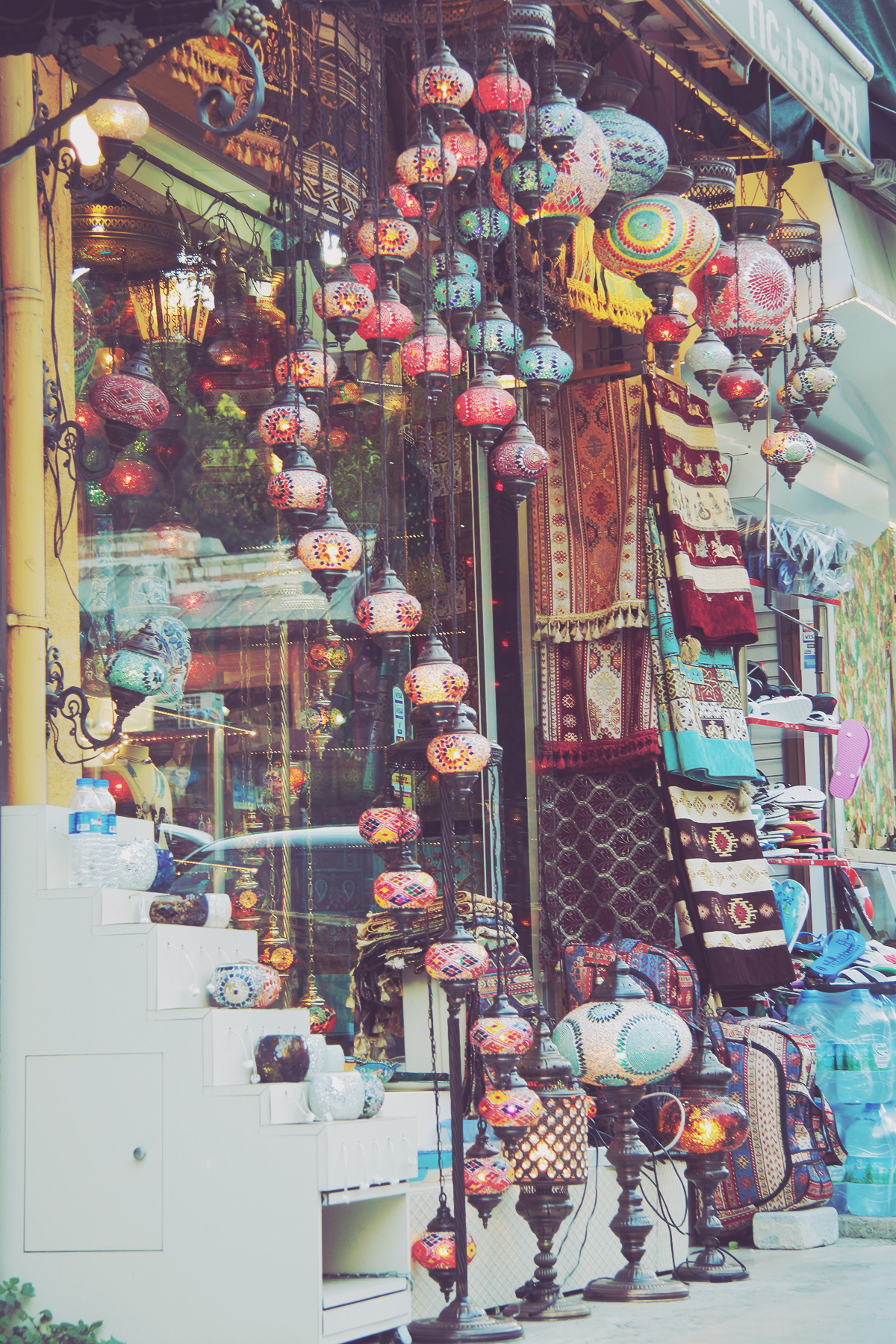 istanbul_turkish lamps