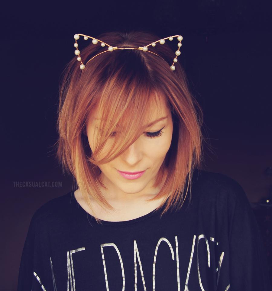 Kitty Headband