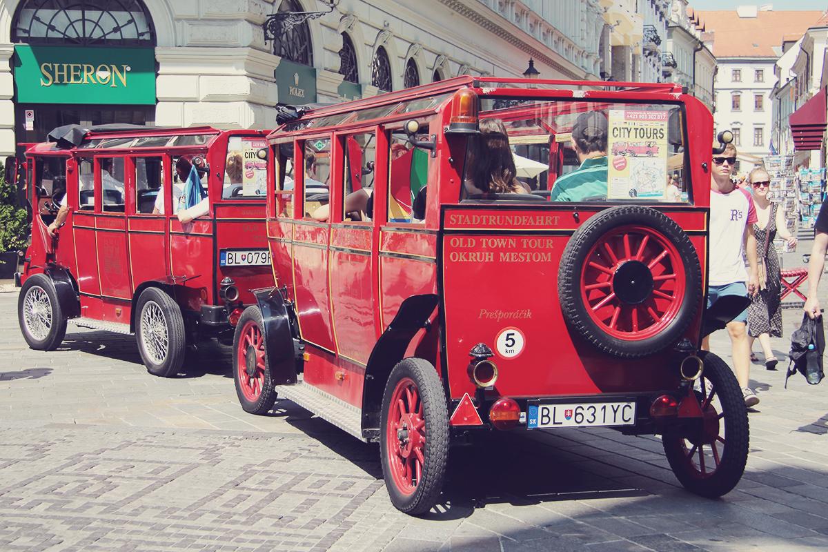 bratislava tourist carts