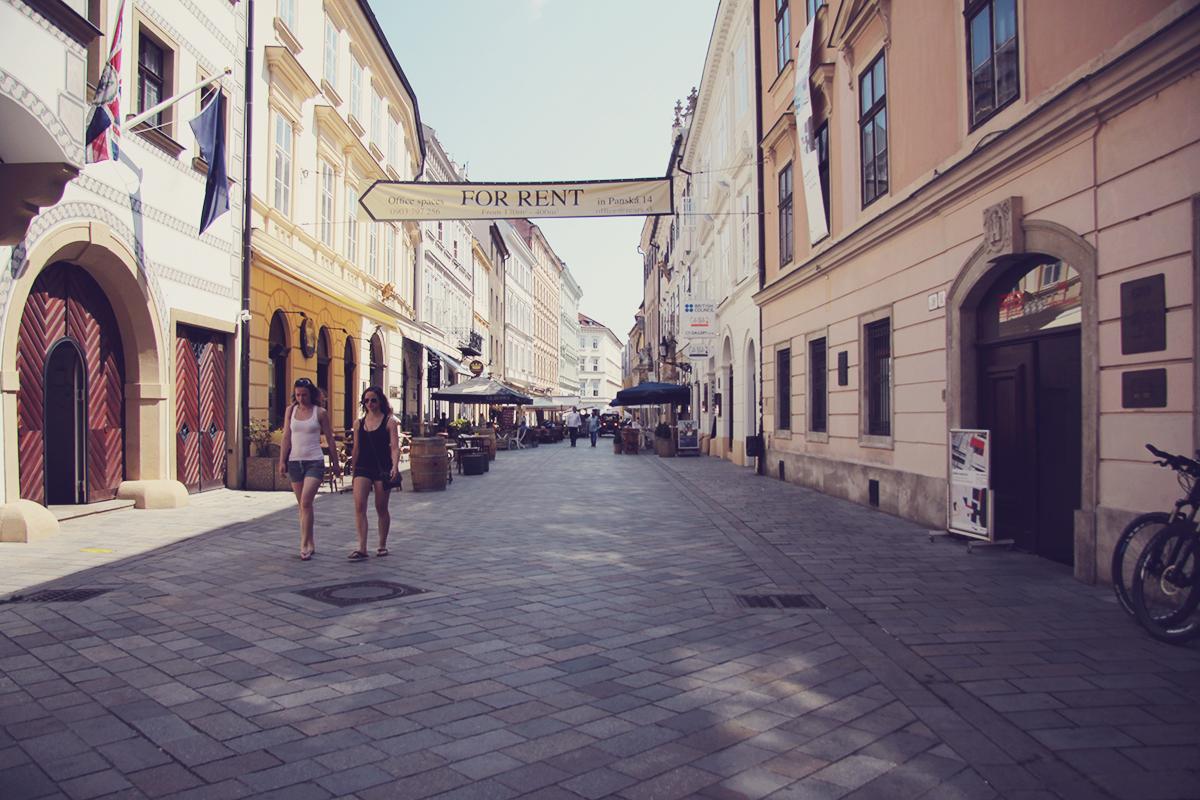 oldtown bratislava