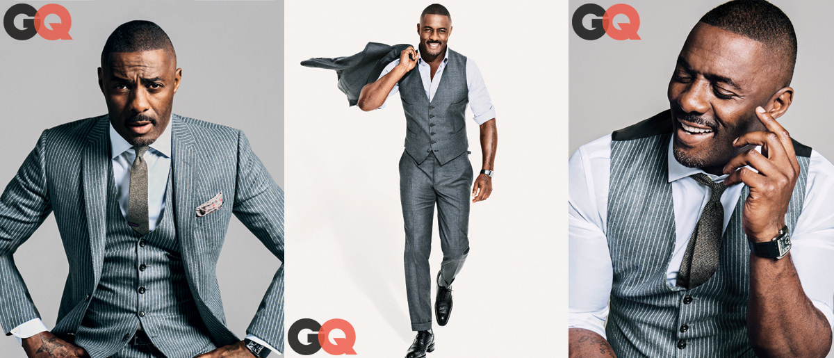 idris elba GQ