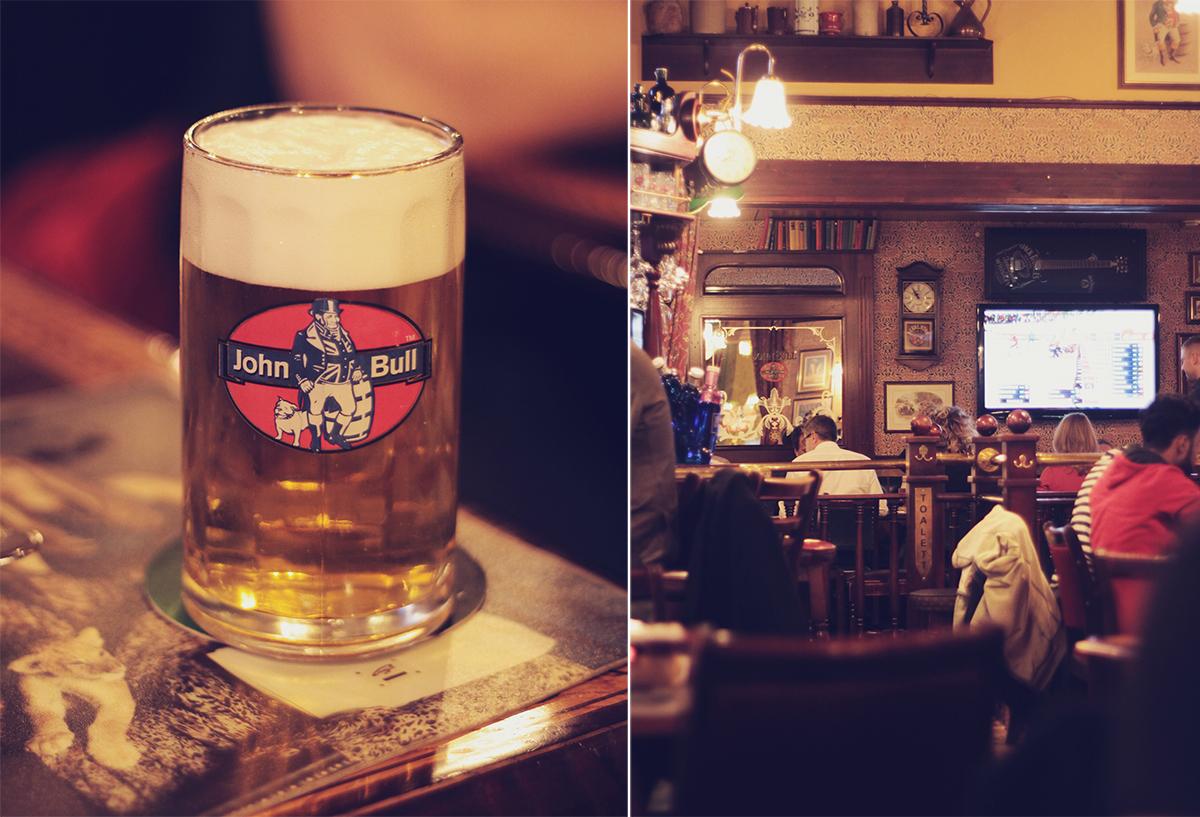john bull pub - szeged hungary