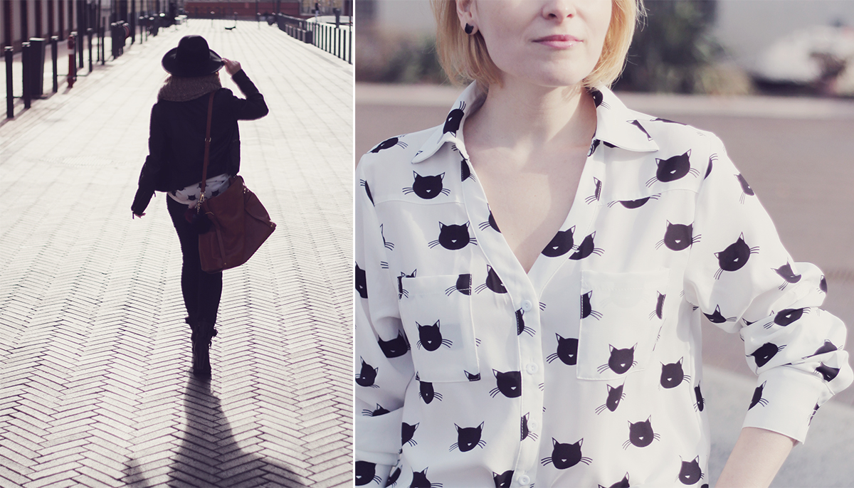 kitty shirt - szeged hungary