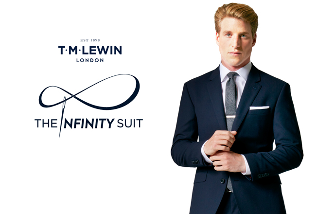 TMLewin The Infinity Suit