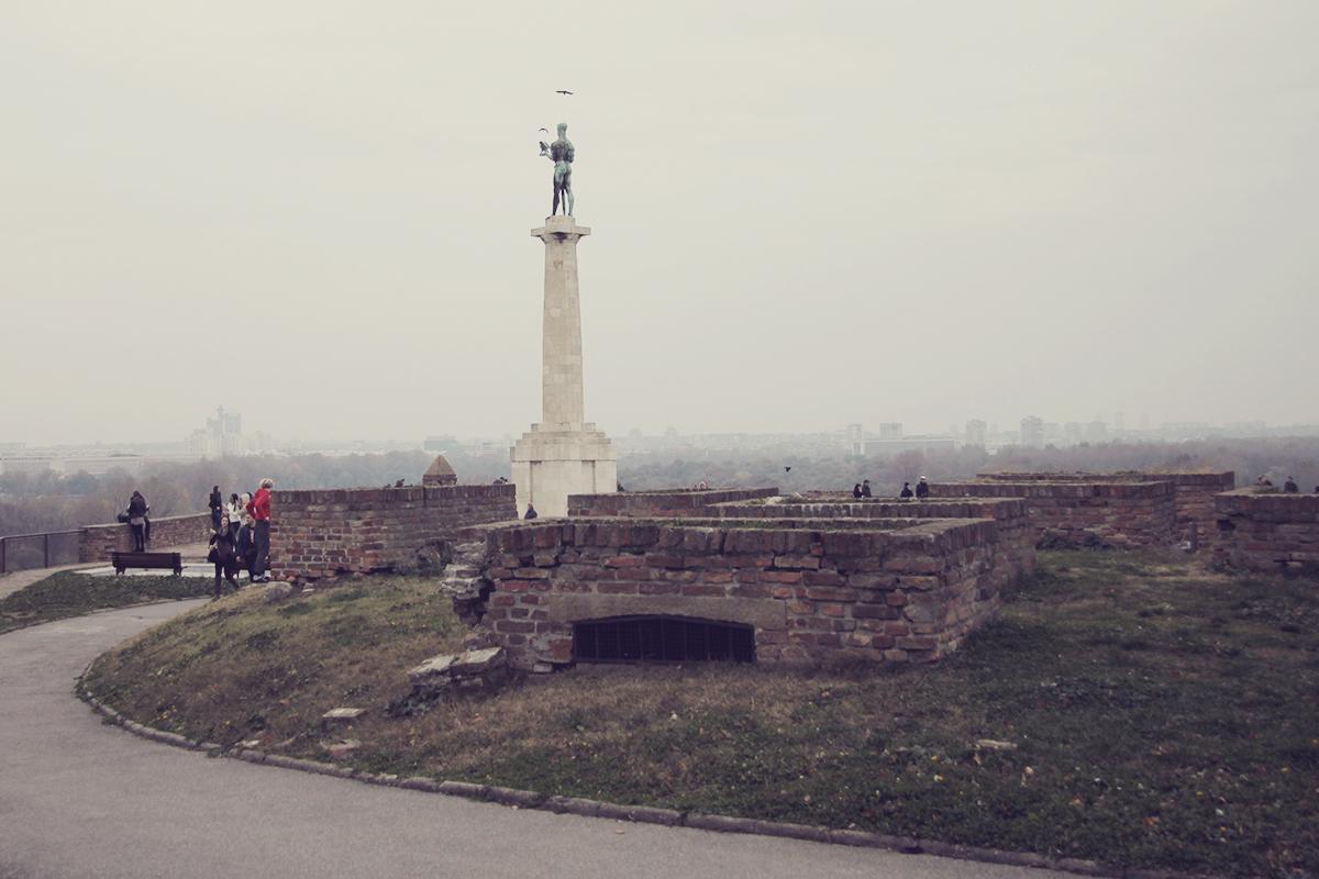 belgrade-kalemegdan-fortress