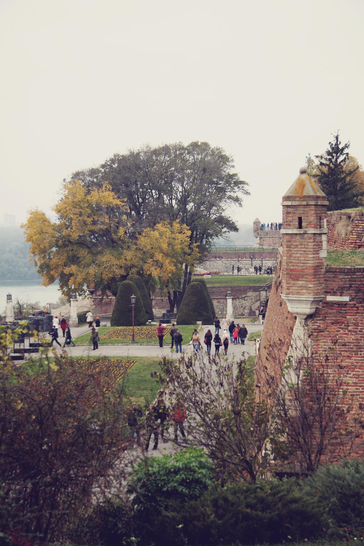 kalemegdan-park-belgrade