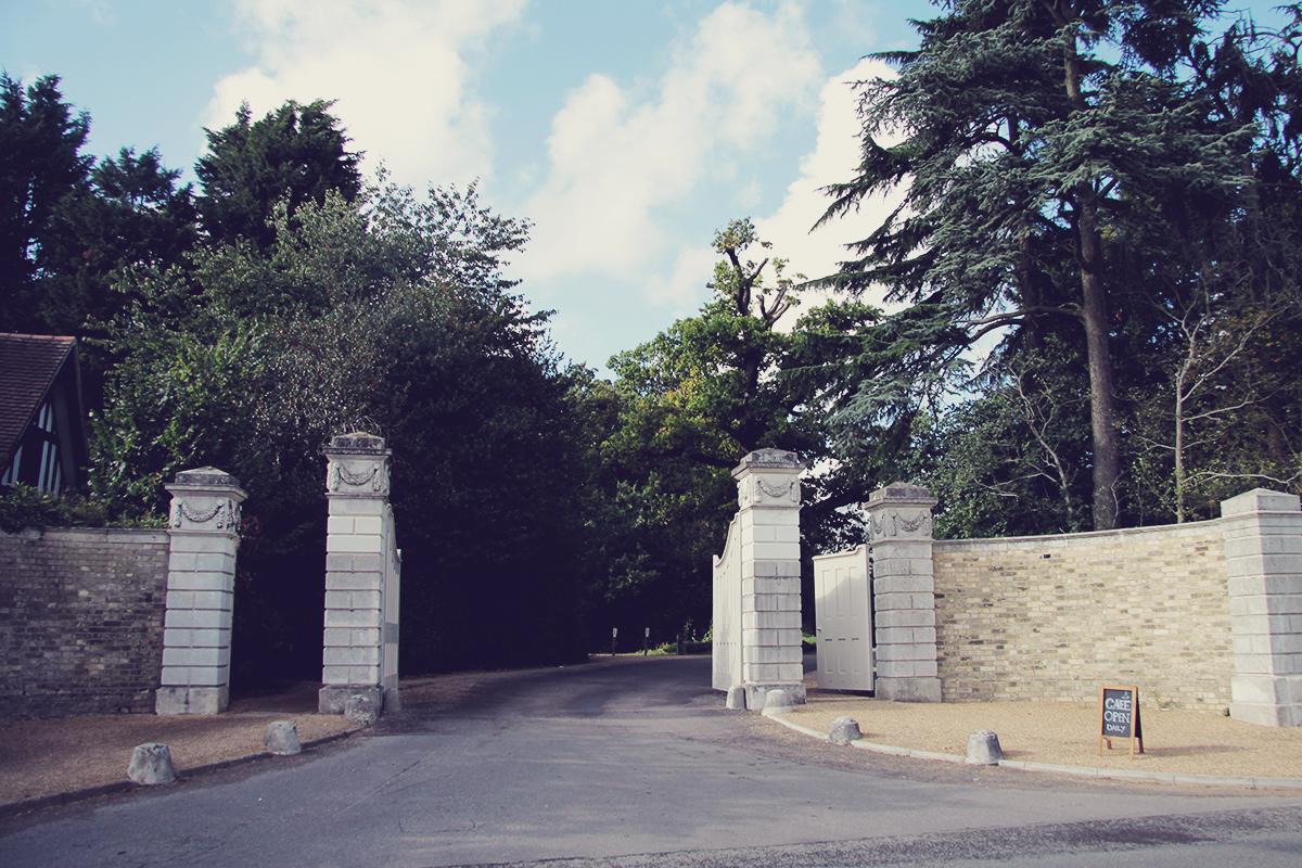 london-forty-hall-estate-entrance