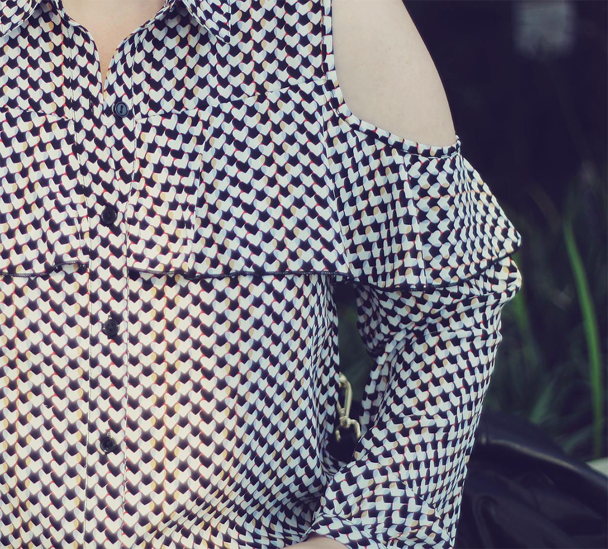 london-pattern-off-the-shoulder-top