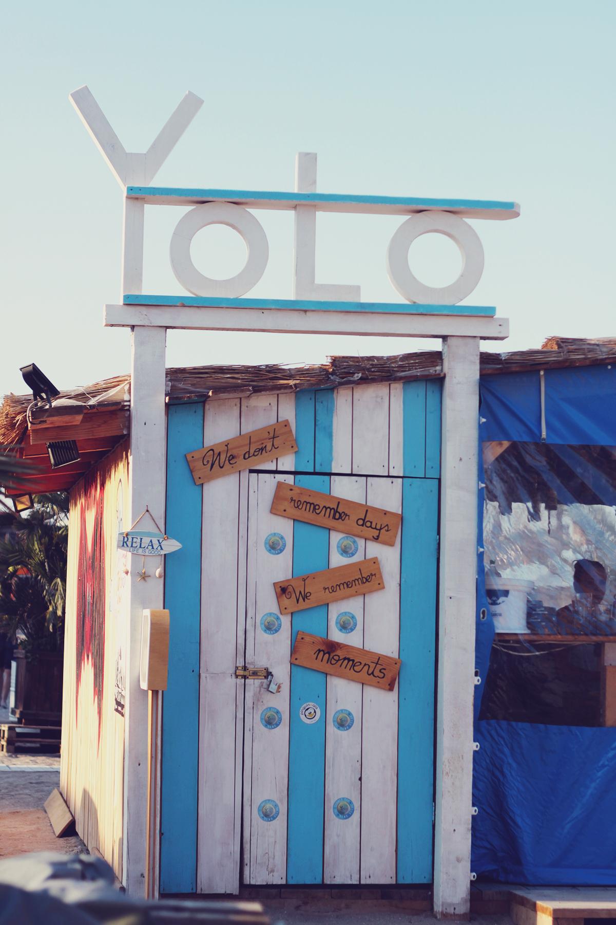 yolo beach, vama veche