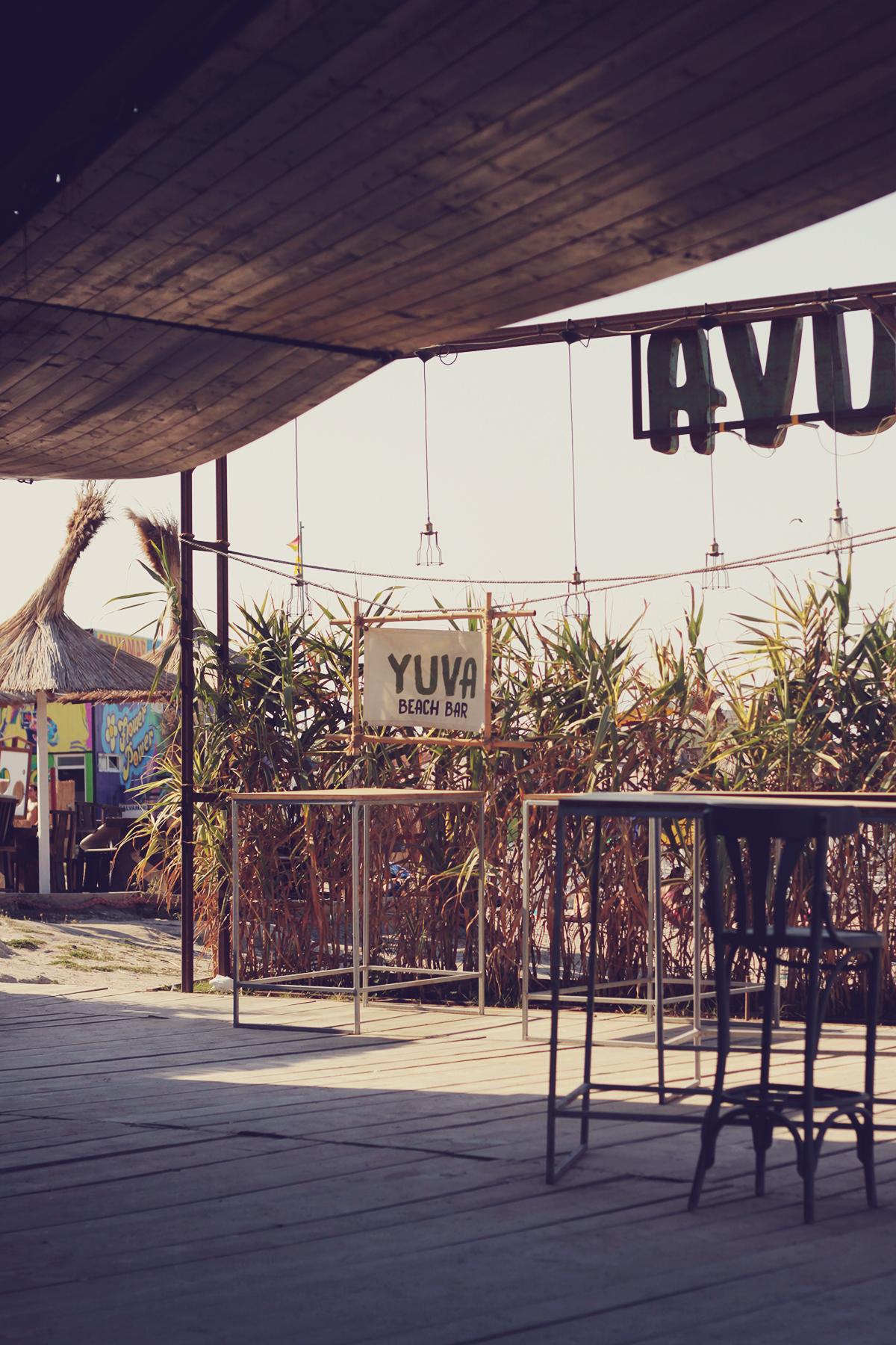yuva beach bar, vama veche