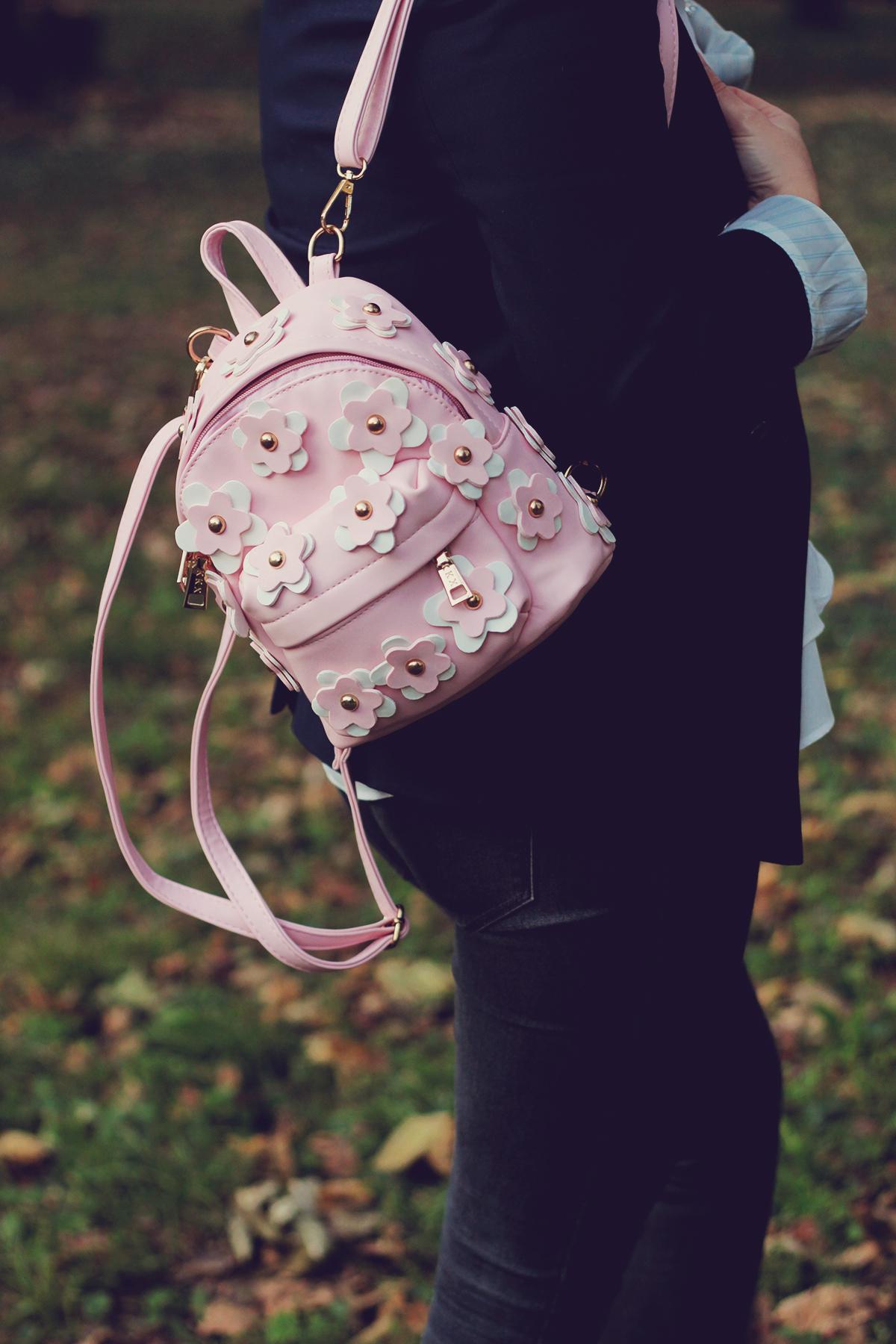 sammydress pink backpack