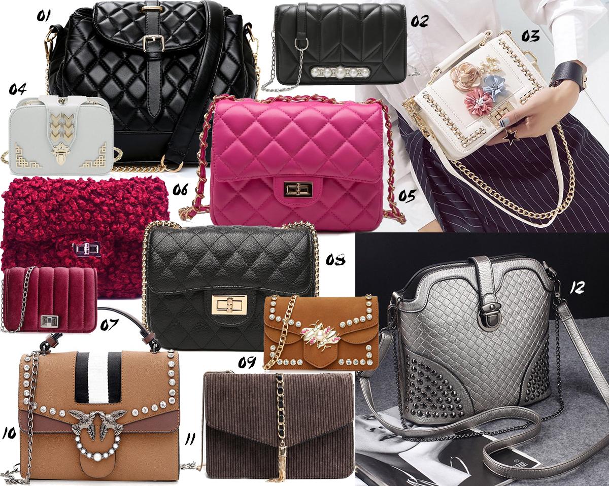 classic chain bags wishlist