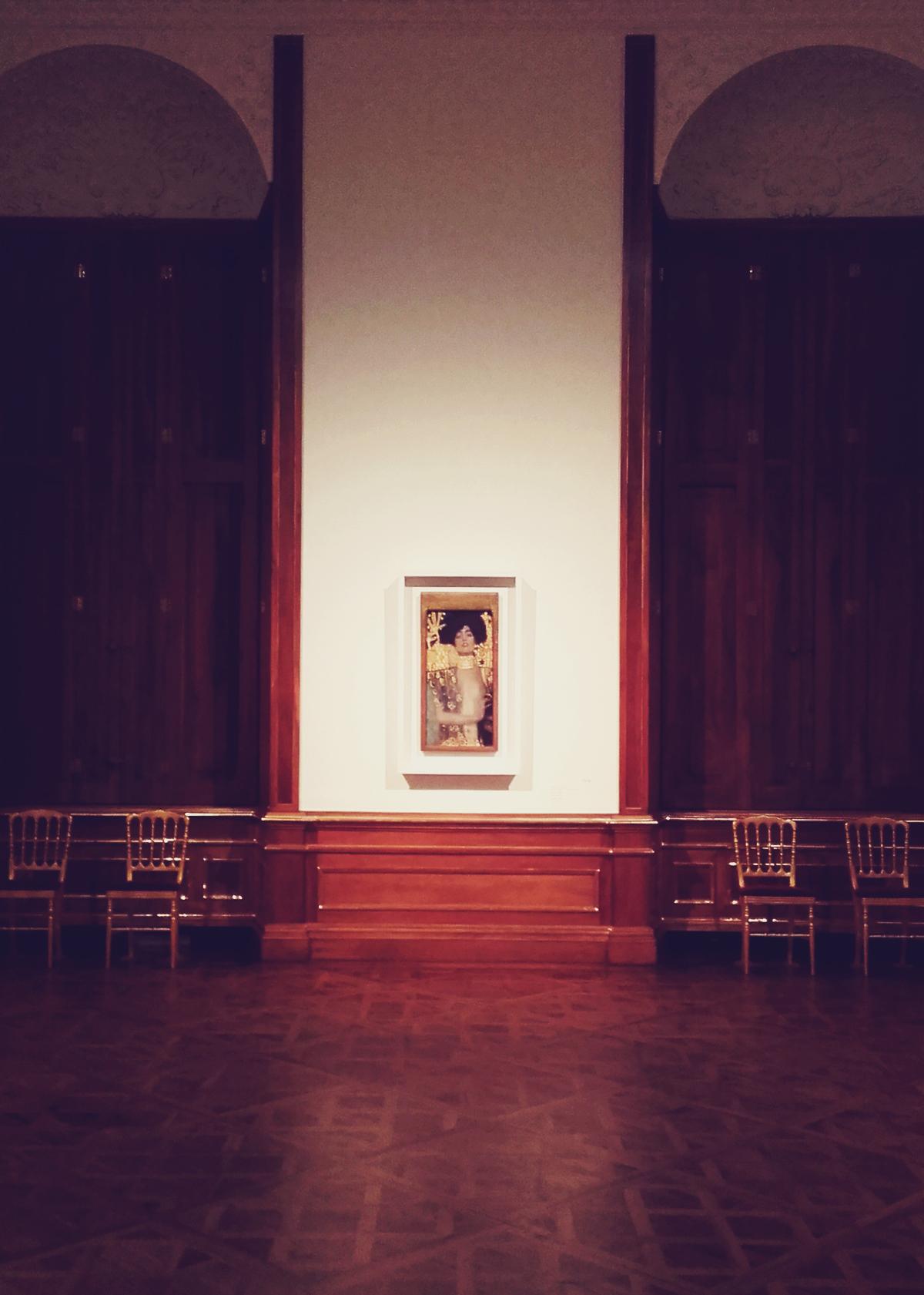 Vienna, Belvedere Museum, Judith, Gustav Klimt, things to see in Vienna