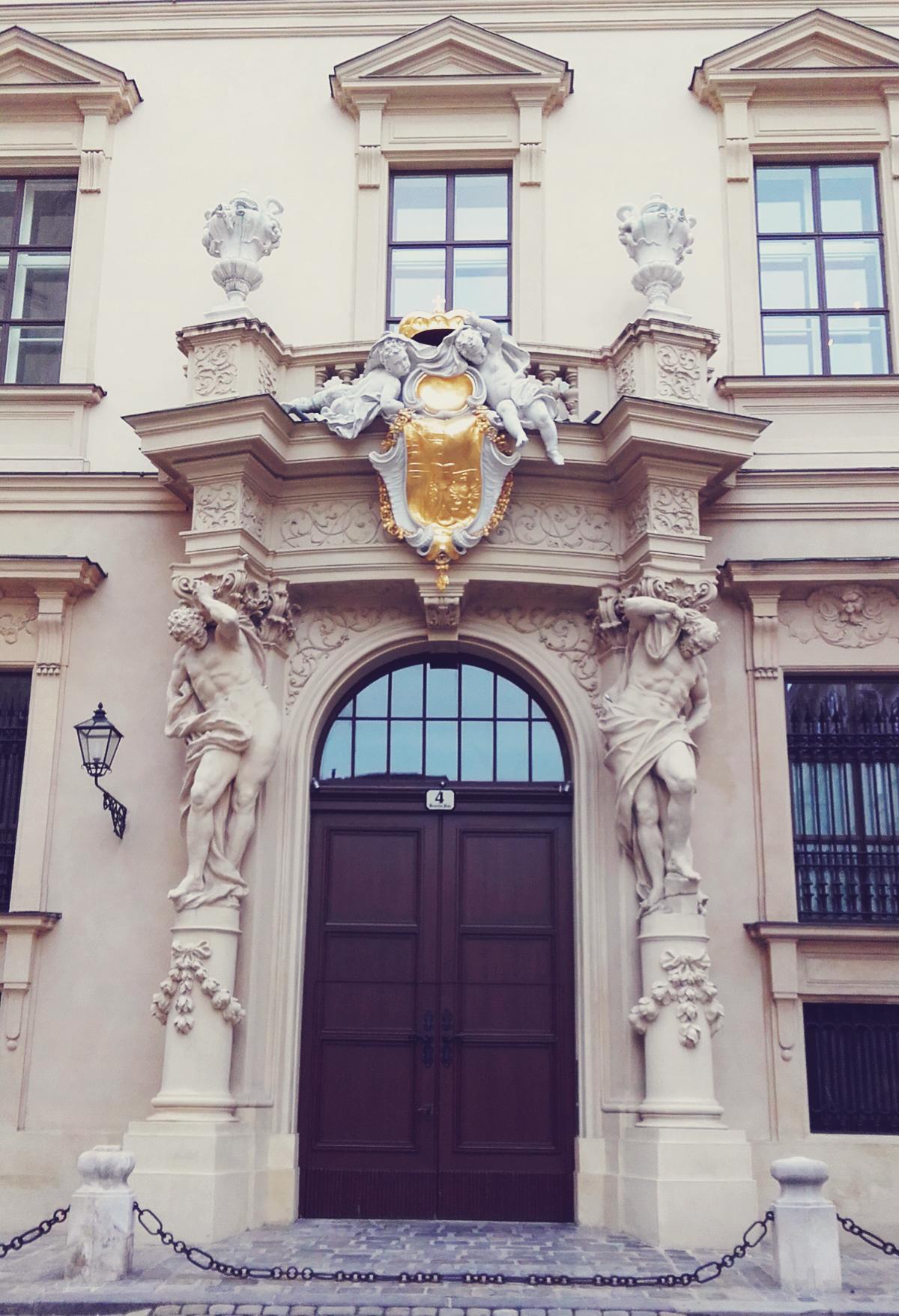 Vienna, travel, beautiful building