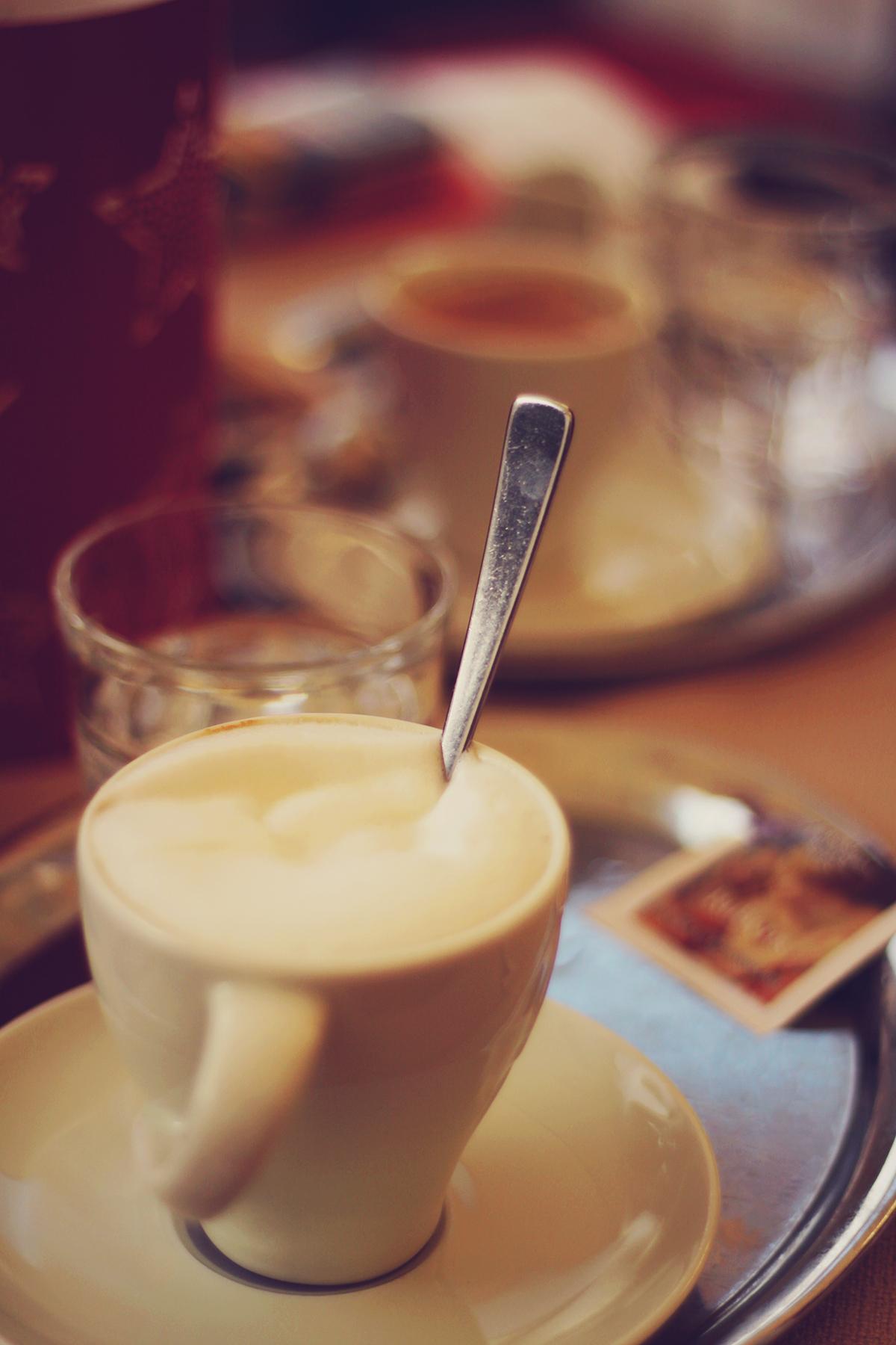 coffee, Vienna, coffee foam